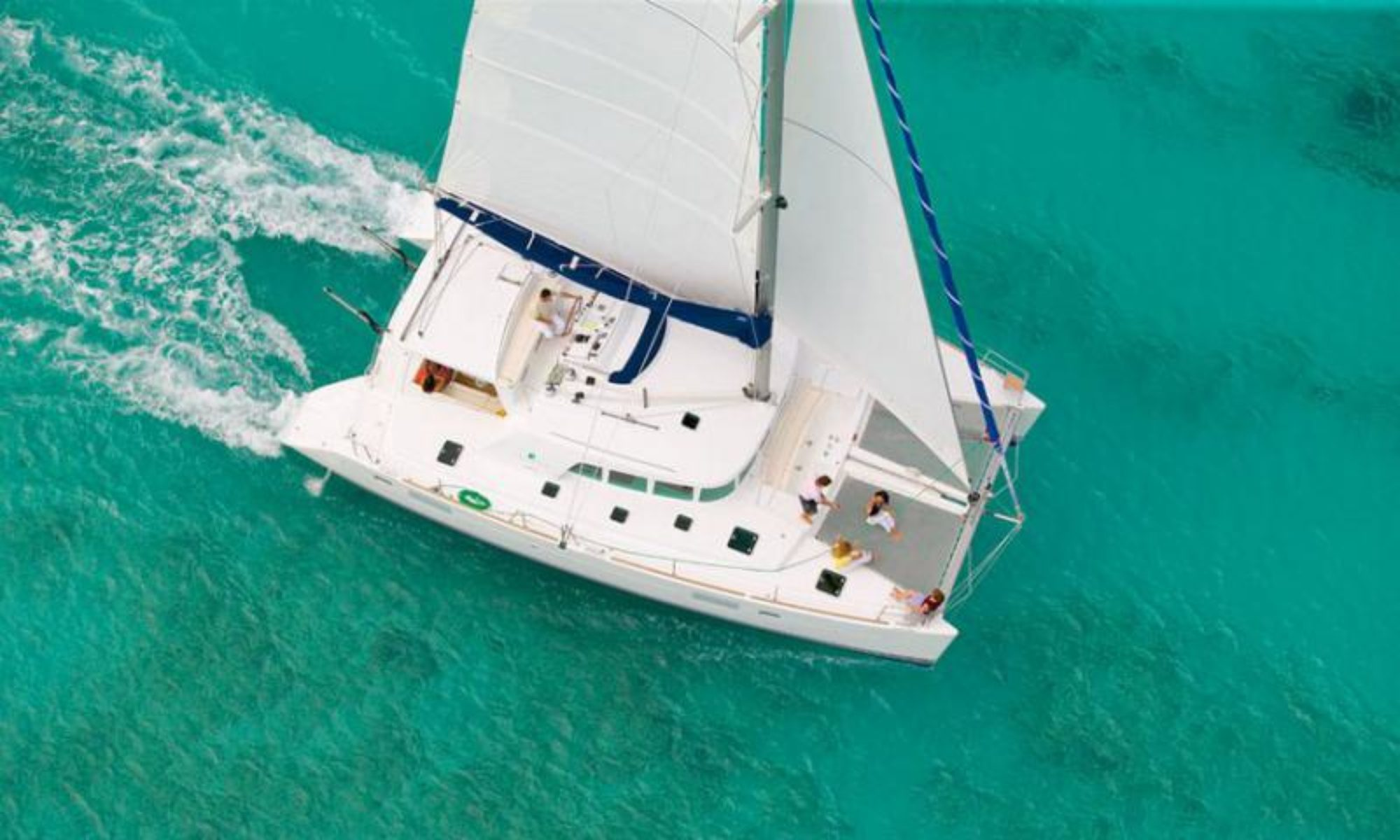 Greece Charter Vacanze in Catamarano in Grecia